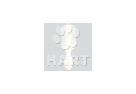Hřeben plastový velmi jemný na blechy a prach,rukojeť     vel.14 cm