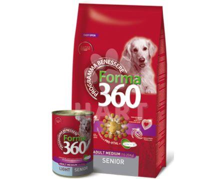 FORMA 360 dog SENIOR medium/maxi 12kg