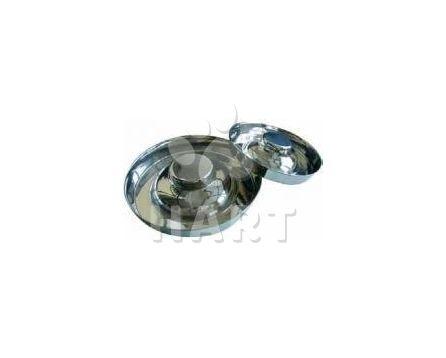Miska pro štěňata se zvýšeným středem nerez, průměr cca 30cm   1ks