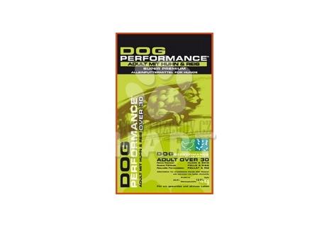Dog Performance Adult  Over 30 (velká plemena na 30kg váhy)  15kg + DÁREK ORION čokoláda 100g