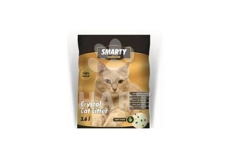 SMARTY Exclusive 3,6 litrů - Silikátové stelivo wc cat