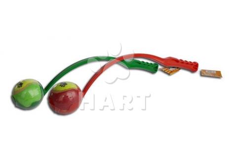 Házedlo-vrhač tenisových míčků 6cm/dl.64cm