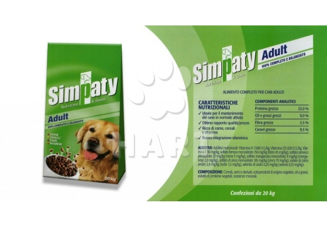 SIMPATY Dog Adult Maintenance 20kg