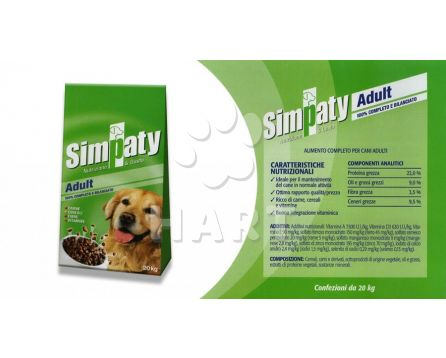 SIMPATY Dog Adult Maintenance 20kg