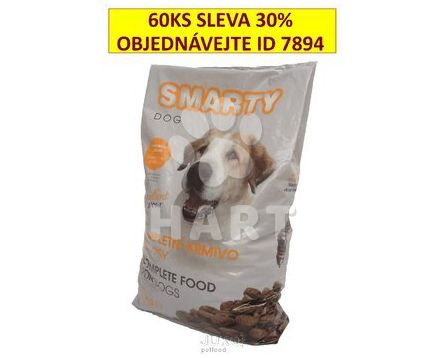 Smarty Dog   10kg - akce sleva 30%