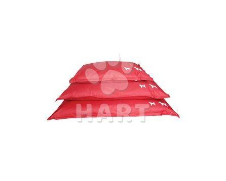 Matrace Tufan - červená, vel.120x80cm