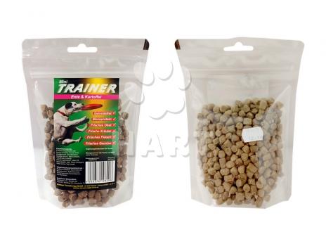 Pamlsky - Tréninkové měkké 200g - JEHNĚ s bramborem a bylinkami 1bal