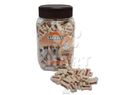 Pamlsky - Kostičky Smart soft-měkké hovězí+calcium 300g