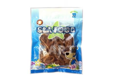 Pamlsky - Fish SEA FOOD - měkké mořské plody s rybou      22ks v balení