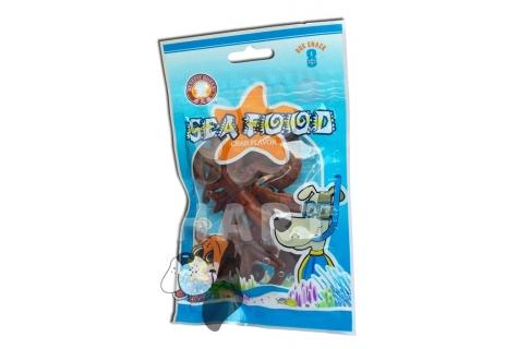 Pamlsky - Crab SeaFood mořské plody s krabím masem 8ks/malé balení