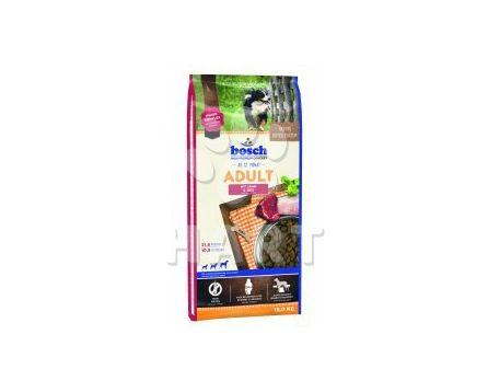 BOSCH Adult Lamb+Rice (jehně s rýží) 15kg