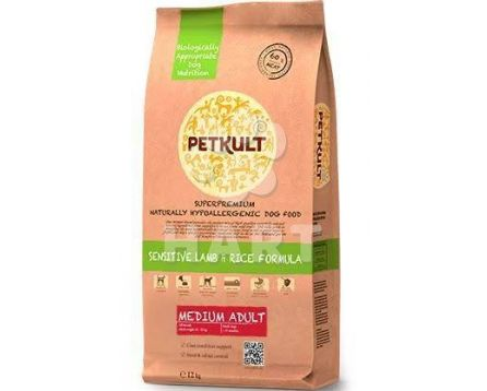 PETKULT  MEDIUM ADULT   12kg