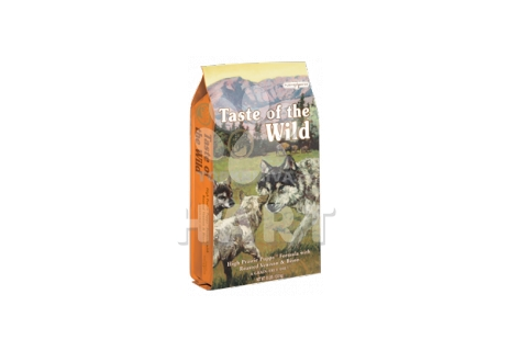 High Praire Puppy(pečený jelen a bizon) 2kg