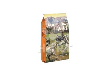 High Praire Puppy(pečený jelen a bizon)    12,2kg