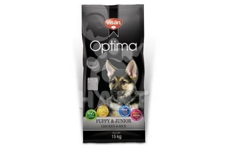 Visán OPTIMA Puppy&Junior    1kg