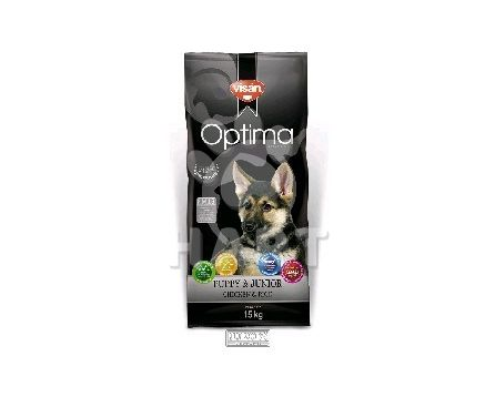 Visán OPTIMA Puppy & Junior    20kg