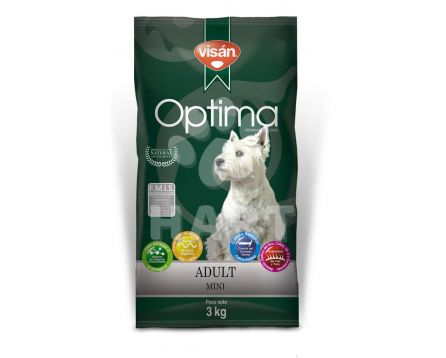 Visán OPTIMA Adult MINI Chicken&Rice  1kg vážené