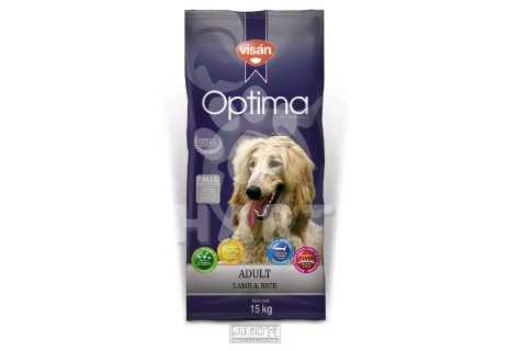 Optima Visan ADULT LAMB + RICE   1kg