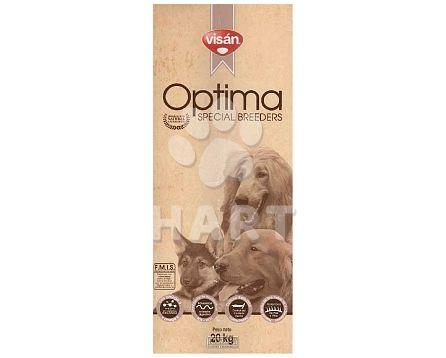 Visán OPTIMA ADULT Lamb&Rice, chovatelské balení  20kg
