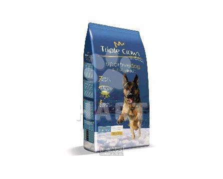 TRIPLE CROWN dog – Sportive dog aktivitity adult (psi v zátěži-aktivní psi) 15kg