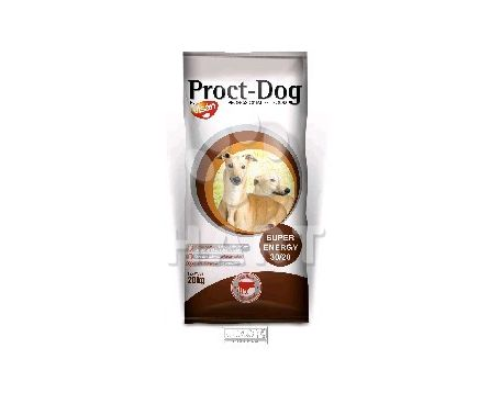Proct Dog Super ENERGY (s býčím masem)                       20kg