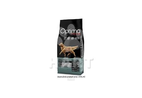 OPTIMAnova dog OBESITY 12kg