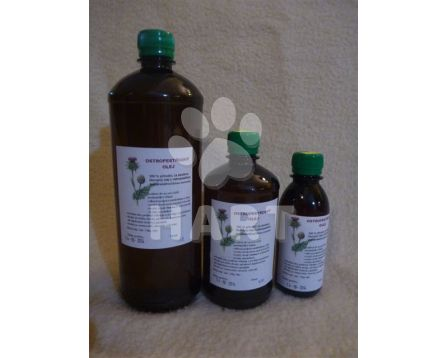 Ostropestřcový olej - 100%přírodní, panenský, za studena lisovaný  1000ml (1l)