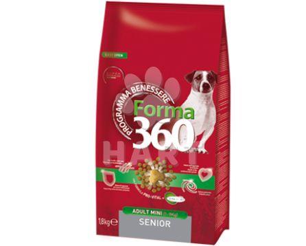 Benessere dog Forma adult senior small 1,8kg