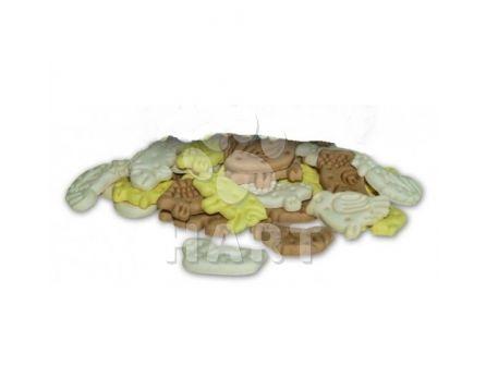 Suchary-Zvířátka mix 1kg