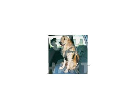 Postroj pro psa do auta M (50-70cm obv.hrudníku)