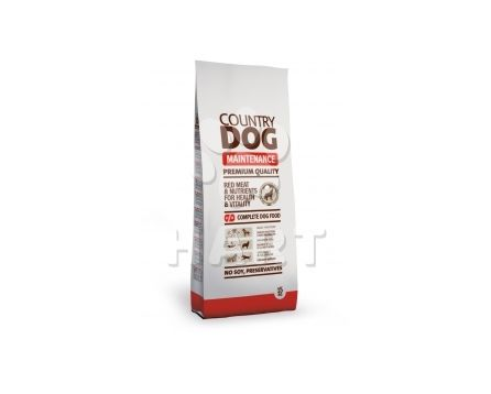 COUNTRY  Dog  Maintenance   15kg + 2 kg ZDARMA