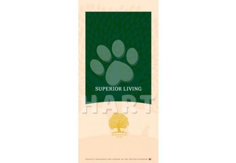 Essential foods Superior Living(dospělí všechna plem.)                12,5kg