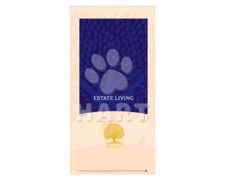 Essential foods Estate Living(dospělí všech plemen)      12,5kg