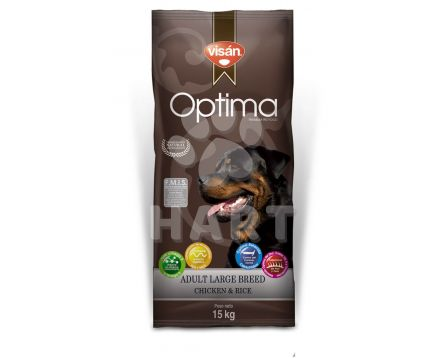OPTIMA Visan ADULT LARGE BREED   20kg