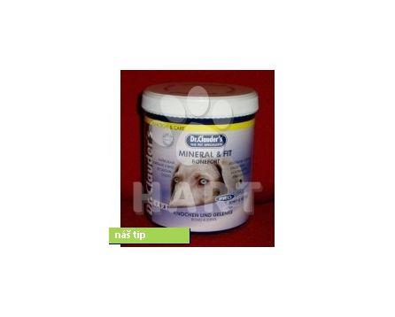 Dr.Clauder´s  Mineral & Fit Bonefort(minerály a vitamíny)  500g