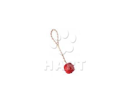 Balonek na šňůrce červený, plovoucí, prům.4,5cm                    1ks
