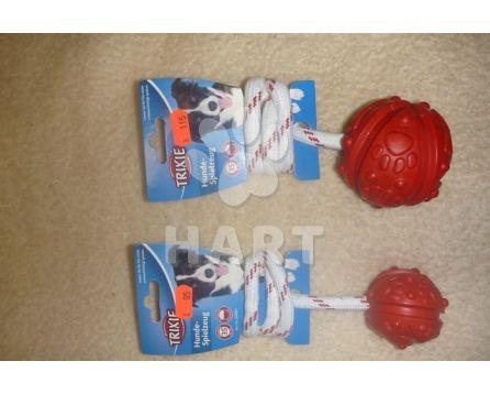Balonek na šňůrce červený, plovoucí, velký (Trixie, 33482)