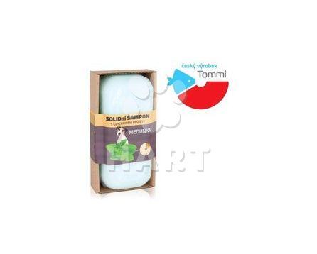 Pevný šampon s glycerinem a vůní meduňky TC Solid 200g