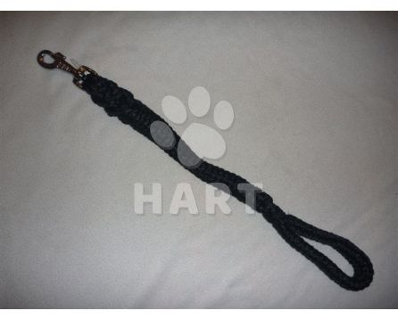 Vodítko krátké, silný průmer lana 18mm/dl.50cm