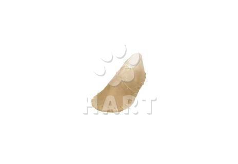 Botička z buvolí kůže přírodní 20cm