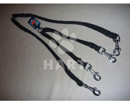 Rozdvojka nylon popruh prům.12mm/dl.30-50cm