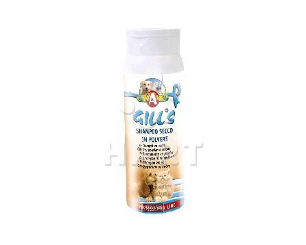GILLS Šampon suchý  200g