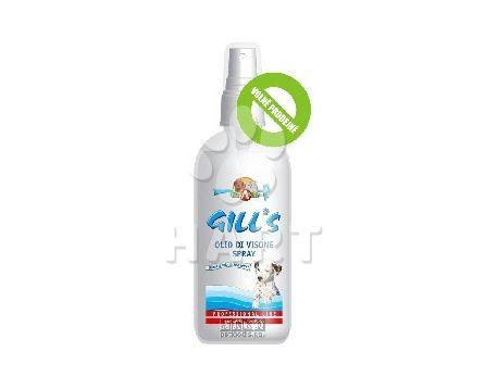 GILLS NORKOVÝ olej na srst - SPRAY 150ml