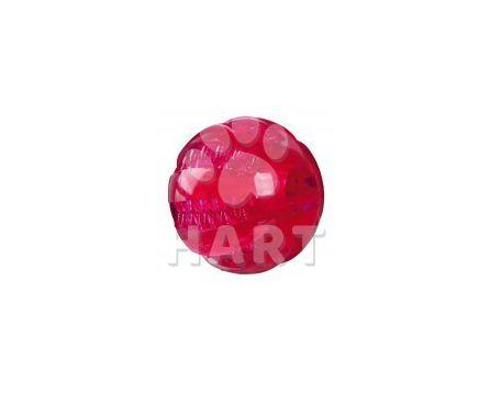 DentaFun míč, termoplastová guma 6 cm