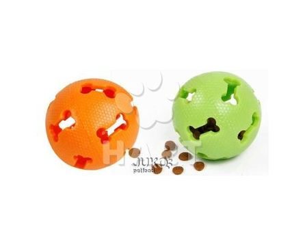 Balonek plnící(na pamlsky)TG(tvrdá guma) vel.M- prům.8,5cm