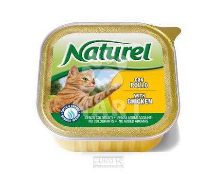 Naturel cat vanička-Chicken 100g