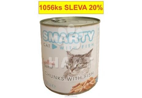 SMARTY  konzerva s rybou    810g