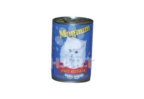 MAGNUM konzerva pro koťata   400g