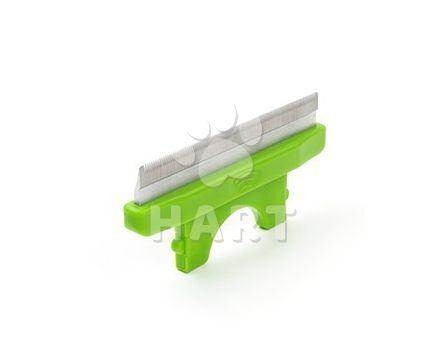 Nástavec-trimovací hřeben JK Animals š.100 mm (furminátor) 1ks