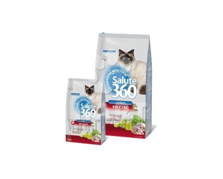 Benessere cat SALUTE 360  Exi•Care (citlivé zažívání)   10kg